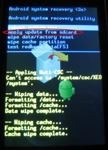 Samsung s5300 Galaxy Pocket Nasıl Root Edilir ?
