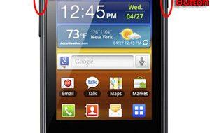 Samsung Galaxy Pocket GT-S5300 Nasıl Format Atılır ?