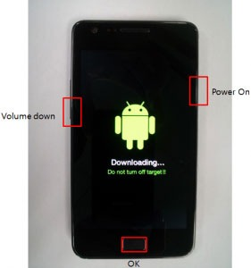 Samsung Galaxy s2 Nasıl Download Moduna Alınır ?