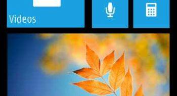 Nokia N8 için Launcher 8 full indir ( n8 windows 8 teması )
