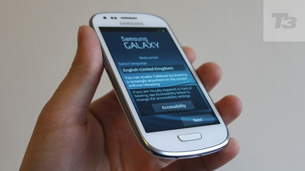 xl Samsung S3 Mini 4 624 Samsung Galaxy s3 Mini i8190 Hard Reset   Format Atma