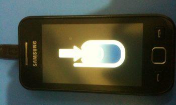 Samsung S5253 Wave Nasıl Download Moda Alınır ?