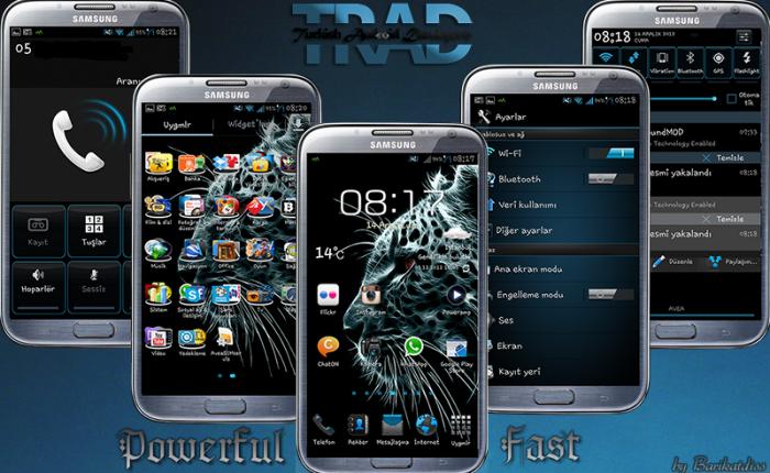 Samsung Galaxy S3 için En Hızlı ve Kararlı Rom