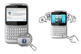 Htc chacha facebook tuşu ne işe yarar ? Nasıl kullanılır ?