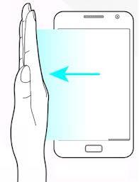 Galaxy note 2 de ekran görüntsü çekme