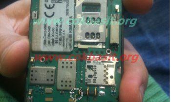 Nokia x3-00 Açılırken Nokia yazıp geri kapanıyor çözümü