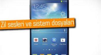Android Telefonlarda Zil Sesi Değiştirme