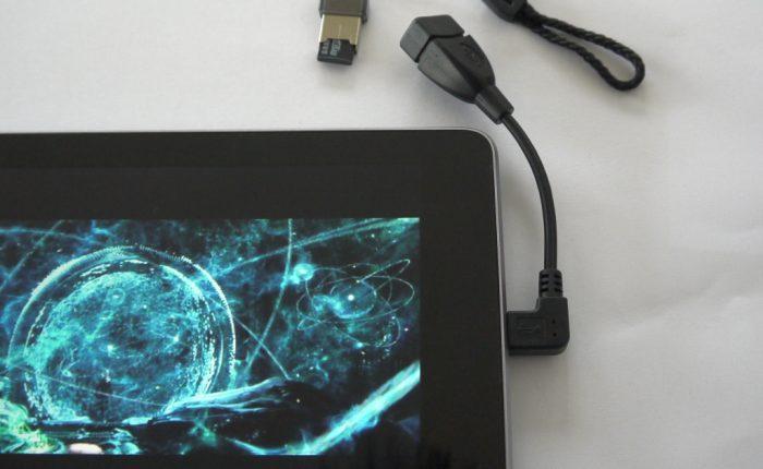 Nexus 7'de hafıza arttırma