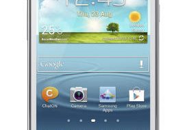 Samsung galaxy s2 görüntülü görüşme var mı ?