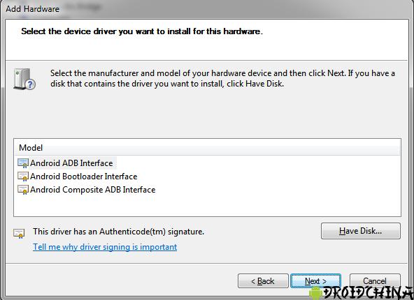 MT/MTK 65xx USB driver Windows 7'de nasıl kurulur ? MTK65xx driver indir