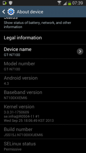 not-4.3android-indir