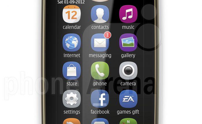 Nokia Asha 308 görüntülü görüşme var mı ?