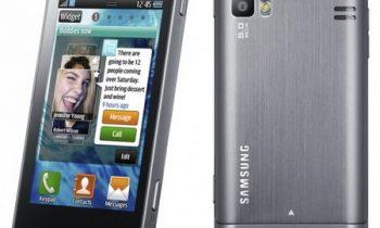 Samsung Wawe S7230E Download Mode Nasıl Alınır ?