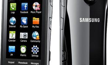 Samsung S5620 Monte Download Mode Nasıl Alınır ?