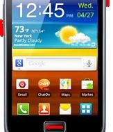 Samsung Galaxy Mini2 S6500D Download Mode