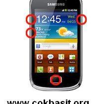 Samsung Galaxy Mini2 S6500D Recovery Mode