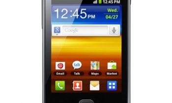 Samsung S5360 Young Program Sonrası Dokunmatik Çalışmıyor Çözümü
