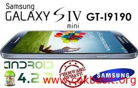 Samsung Galaxy S4 Mini i9190 SPT İmei Repair