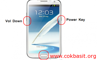 Samsung Galaxy Note2 Download Mode