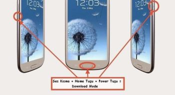 Samsung Galaxy S4 Download Mode Alma