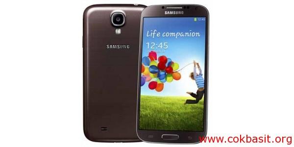 Galaxy S4 i9505 Wifi açılıyor yazıyor açılmıyor sorunu kesin çözümü