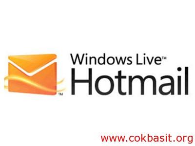 S3 Hotmailden Çıkış Yapma
