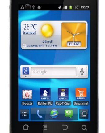 Turkcell T20 Orjinal Stock Rom indir (huawei u8650)