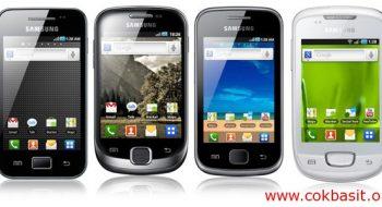 S5300 Galaxy Pocket iç kulaklık yolları ear ways