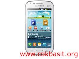 Samsung Galaxy Duos S7562 Nasıl Root Edilir ?