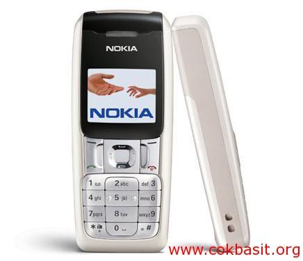 Nokia 2310 RM 189 v6.52 Türkçe Flash