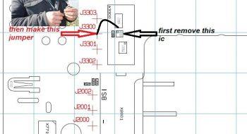 Lumia 630/635 usb ve şarj sorunu çözüm şeması
