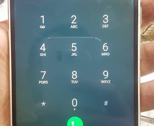 General Mobile GM5 Plus Dokunmatik Çalışmıyor TOUCH IC