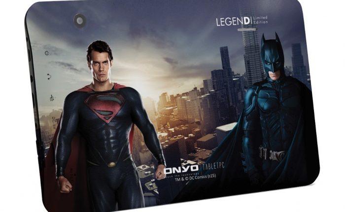 Onyo Legend batman format hard reset